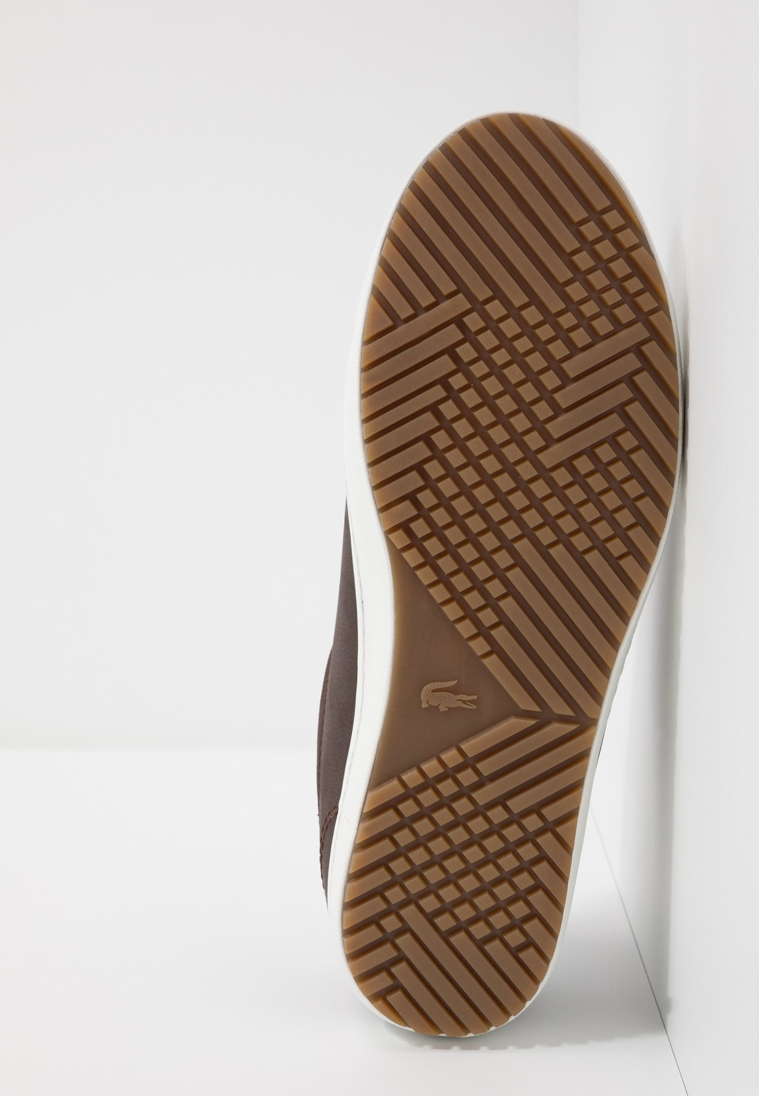 Brown Straightset Basses Lacoste offwhite InsulateBaskets Dark wmvN8n0