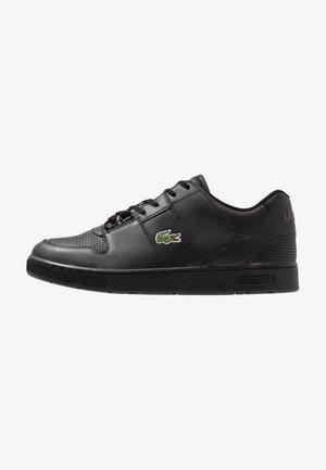 THRILL - Sneaker low - black/dark grey