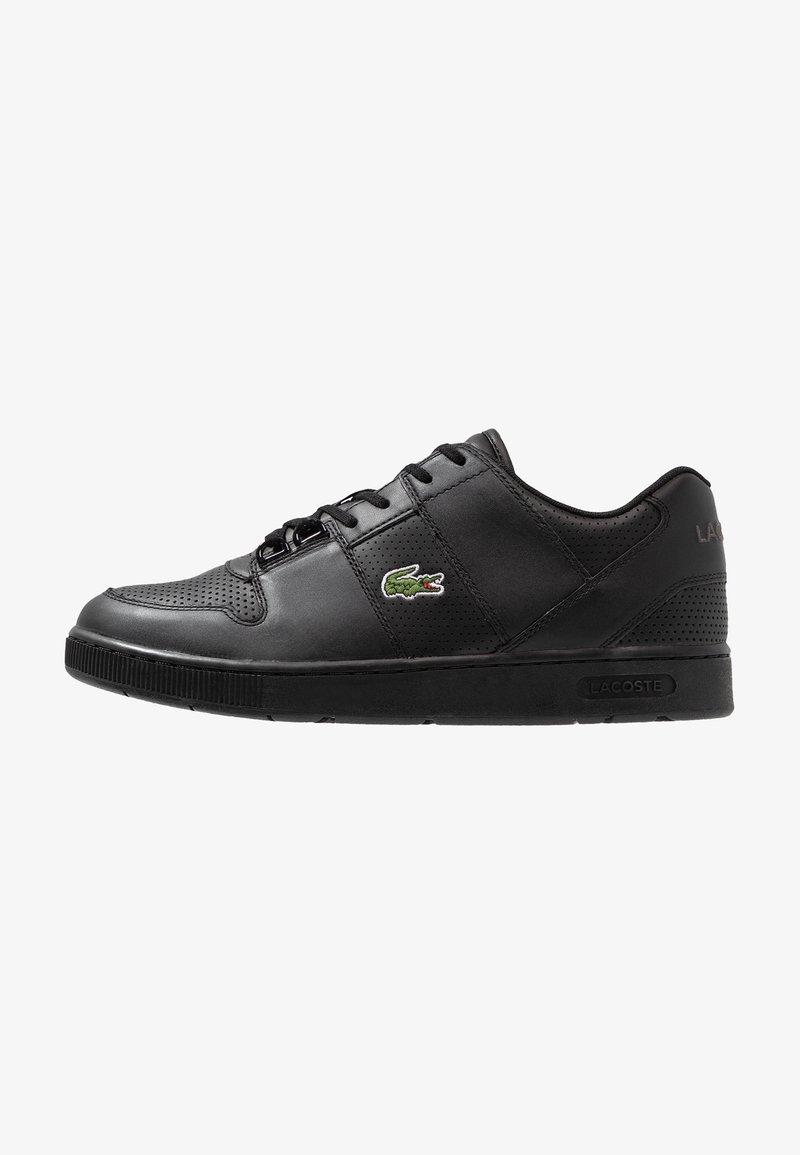 Lacoste - THRILL - Sneakers basse - black/dark grey
