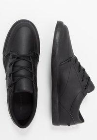 Lacoste - BAYLISS - Tenisky - black - 1