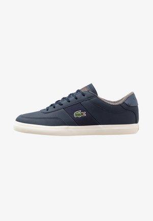 COURT MASTER - Sneakersy niskie - navy/dark blue