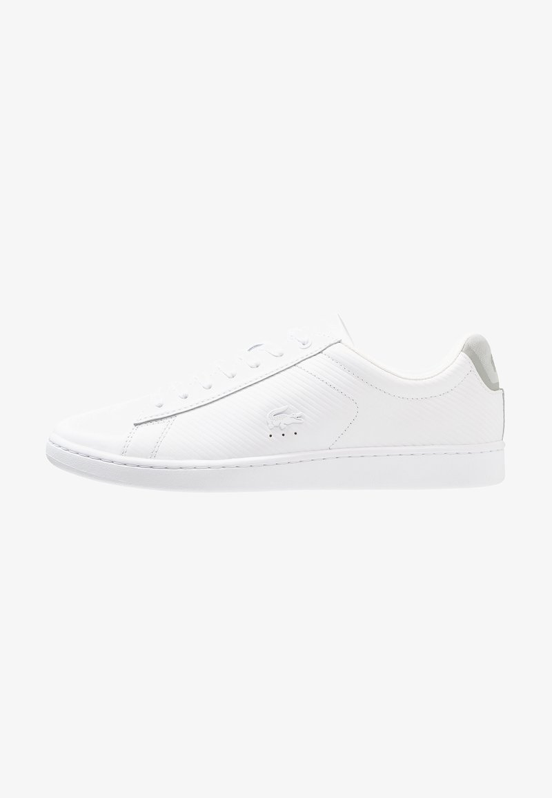 Lacoste - CARNABY EVO - Trainers - white