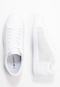 Lacoste - CARNABY EVO - Sneakers - white - 1