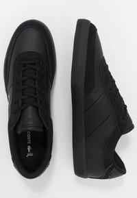 Lacoste - COURT MASTER - Trainers - black - 1