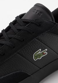 Lacoste - COURT MASTER - Trainers - black