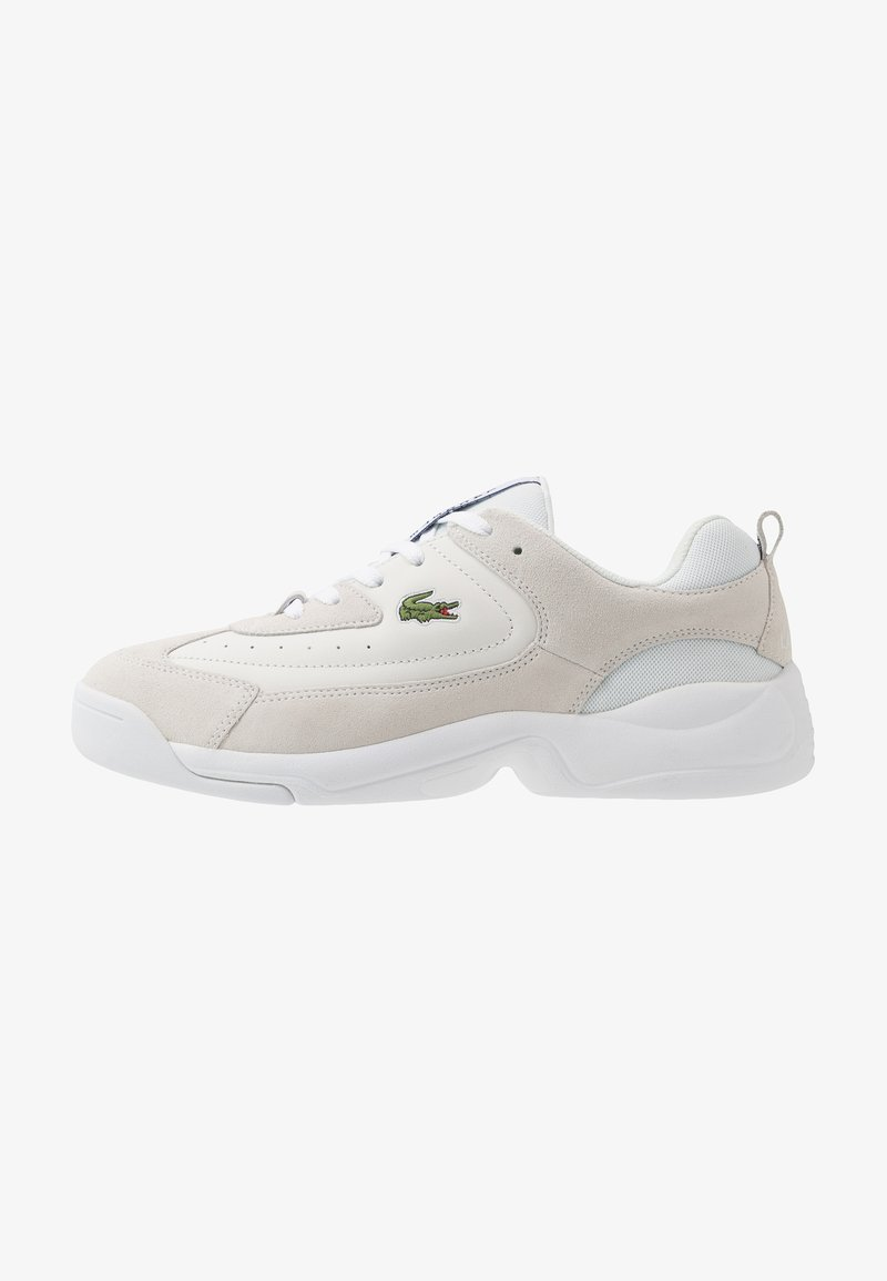 Lacoste - V-ULTRA - Sneakers laag - white