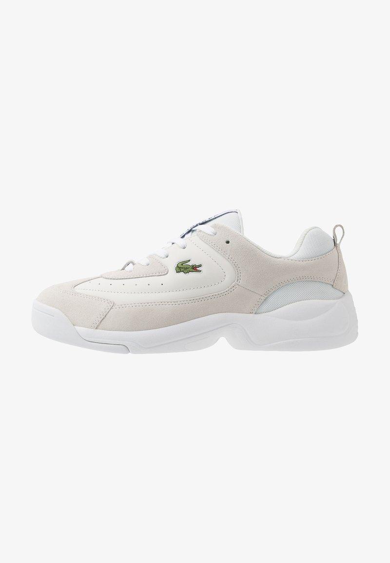 Lacoste - V-ULTRA - Sneakers - white