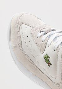 Lacoste - V-ULTRA - Sneakers - white - 5