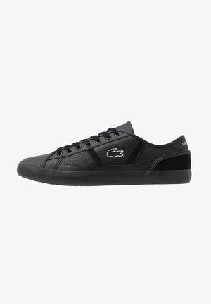 SIDELINE - Sneakersy niskie - black