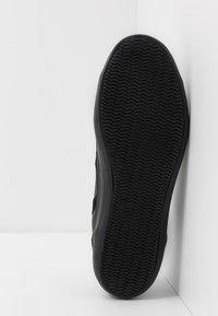 Lacoste - SIDELINE - Sneakersy niskie - black - 4