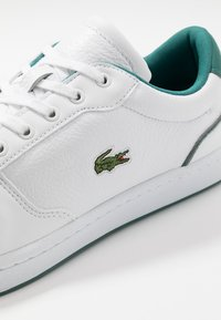 Lacoste - MASTERS CUP - Sneakers - white/green - 5
