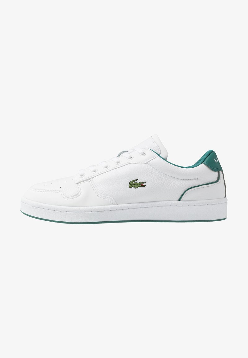Lacoste - MASTERS CUP - Sneakers - white/green