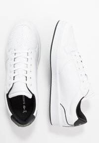 Lacoste - MASTERS CUP - Tenisky - white/black - 1