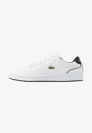 MASTERS CUP - Sneakers - white/black