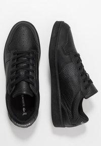 Lacoste - MASTERS CUP - Sneakers laag - black - 1