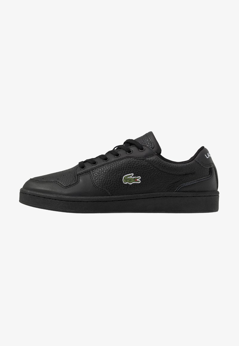 Lacoste - MASTERS CUP - Sneakers laag - black