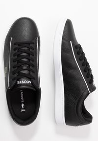 Lacoste - CARNABY EVO - Sneakers - black/white - 1