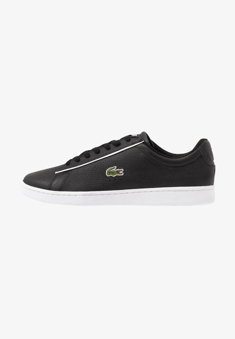 Lacoste - CARNABY EVO - Sneakers - black/white