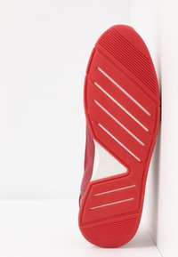 Lacoste - MENERVA SPORT - Zapatillas - dark red/red - 4