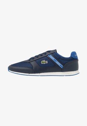 MENERVA SPORT - Sneakersy niskie - navy/blu