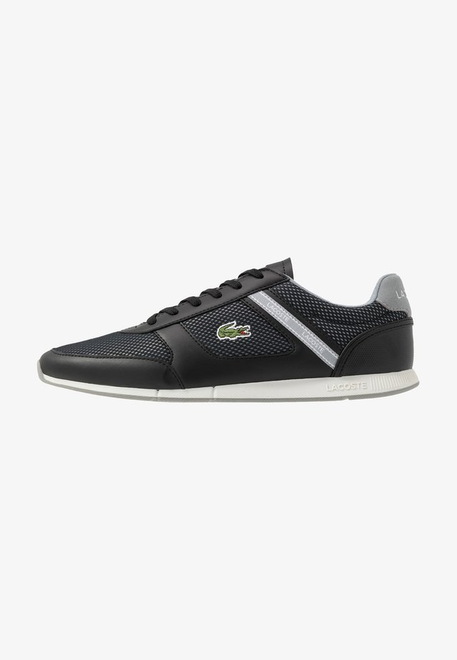 MENERVA SPORT - Sneaker low - black/grey
