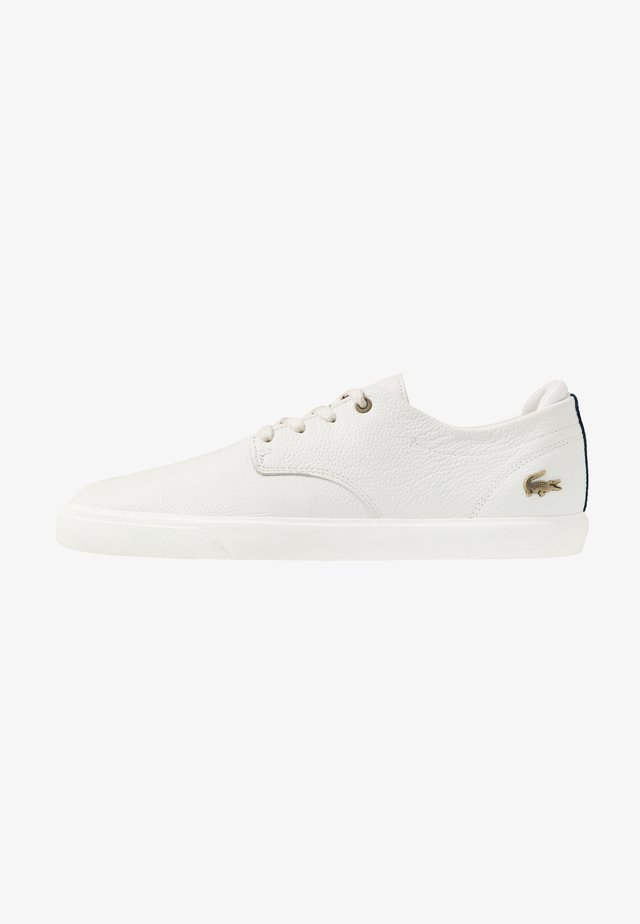 ESPARRE - Sneaker low - offwhite/navy