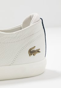 Lacoste - ESPARRE - Sneakersy niskie - offwhite/navy - 5