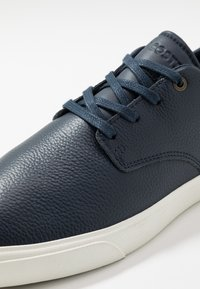 Lacoste - ESPARRE - Trainers - navy/dark red - 5