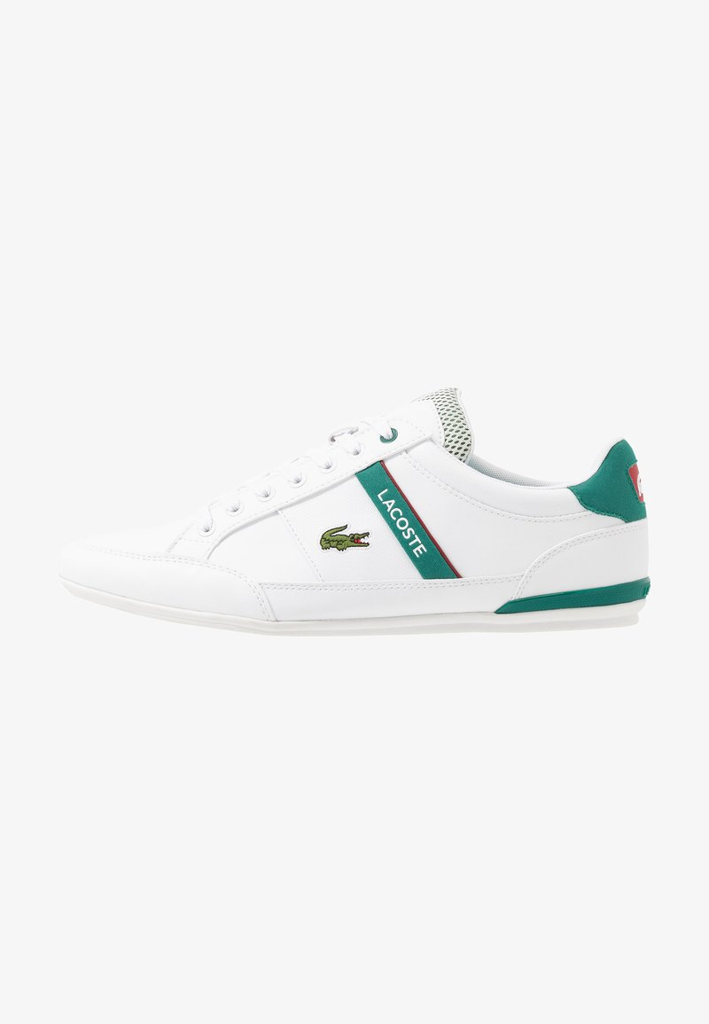 Lacoste - CHAYMON - Sneakers - white/green