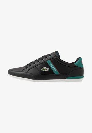 CHAYMON - Trainers - black/green