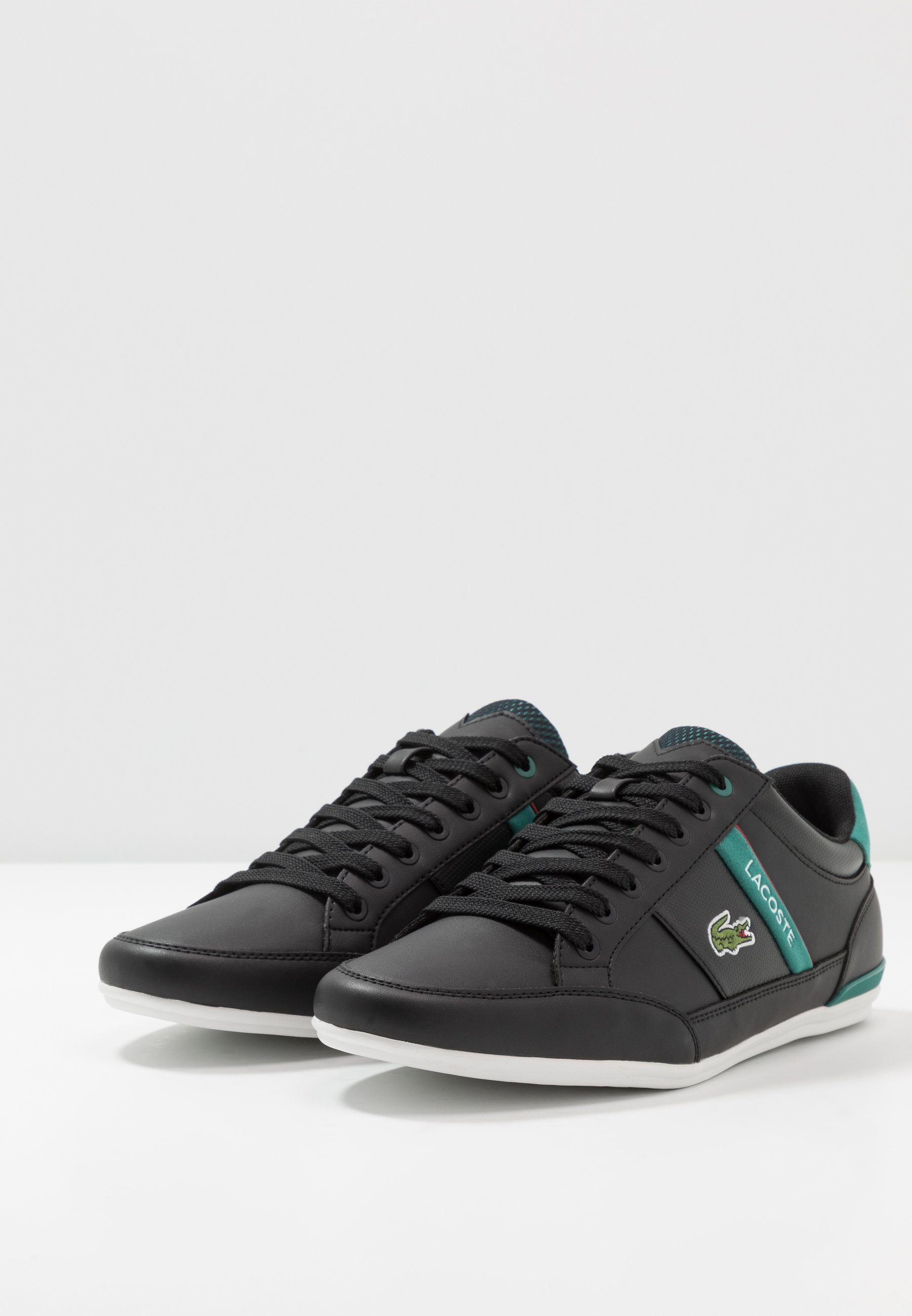 Lacoste Chaymon - Sneakers Black/green