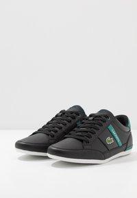 Lacoste - CHAYMON - Sneaker low - black/green - 2