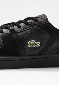 Lacoste - SPLITSTEP - Sneakers basse - black - 5