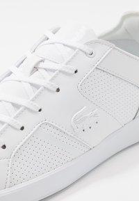 Lacoste - NOVAS - Trainers - white - 5