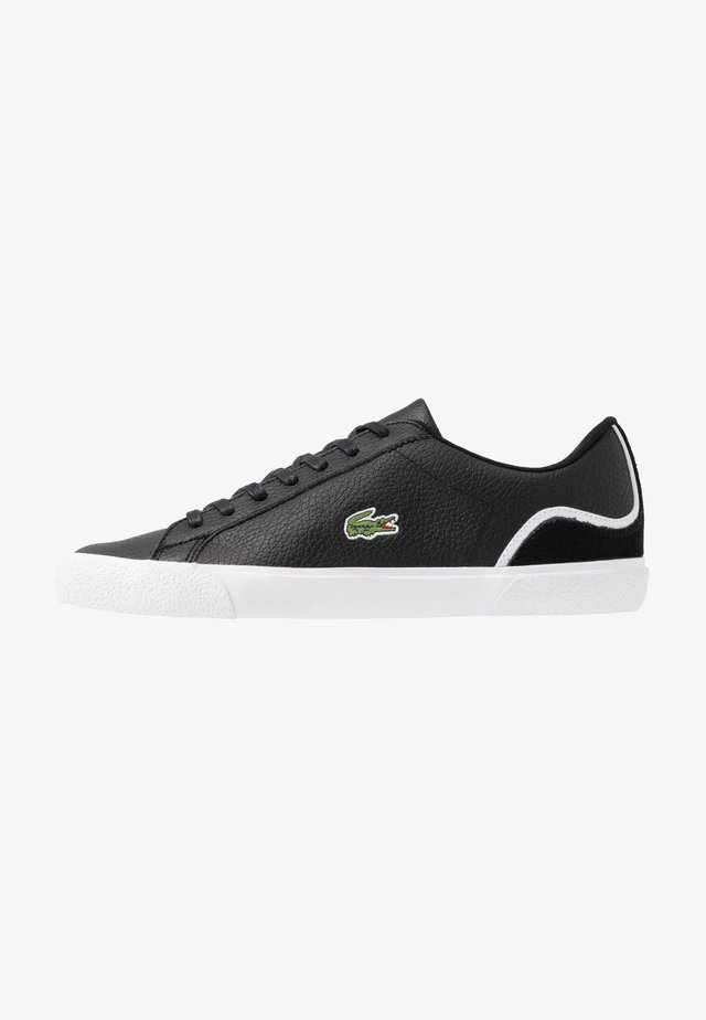 LEROND - Sneaker low - black/white