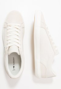 Lacoste - LEROND - Trainers - white - 1