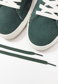 Lacoste - LEROND - Sneakers basse - dark green/offwhite - 5