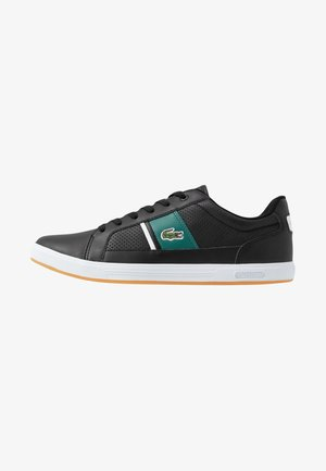 EUROPA - Zapatillas - black/green