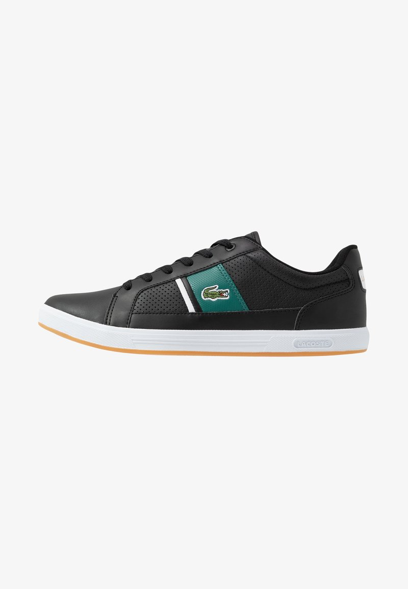 Lacoste - EUROPA - Trainers - black/green