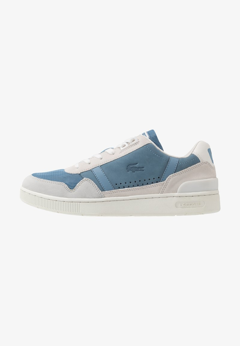 Lacoste - T-CLIP - Sneakers - offwhite/blue