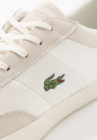 Lacoste - COURT-MASTER - Sneaker low - white - 5