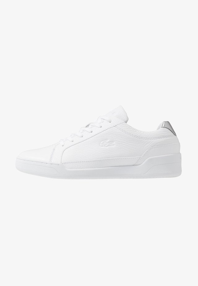 CHALLENGE - Trainers - white/silver