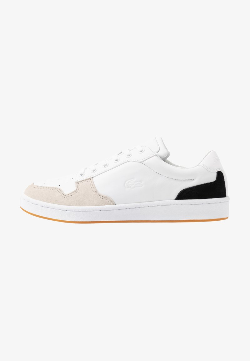 Lacoste - MASTERS CUP - Trainers - white/black