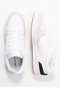 Lacoste - MASTERS CUP - Trainers - white/black - 1
