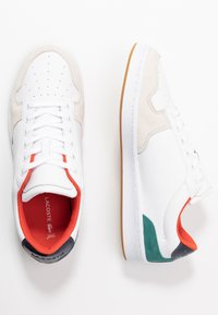 Lacoste - MASTERS CUP - Trainers - white/green - 1