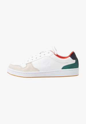 MASTERS CUP - Sneakersy niskie - white/green