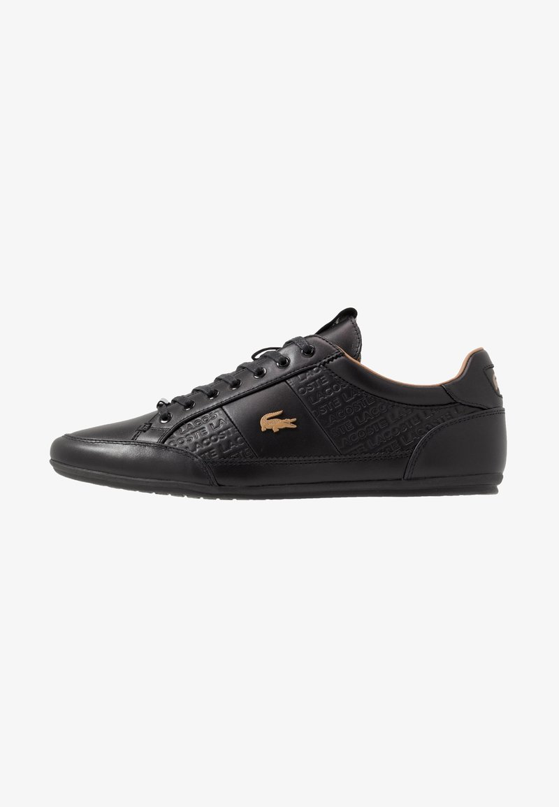 Lacoste - CHAYMON - Zapatillas - black/gold