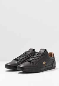 Lacoste - CHAYMON - Zapatillas - black/gold - 2