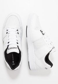 Lacoste - THRILL - Baskets basses - white/black - 1