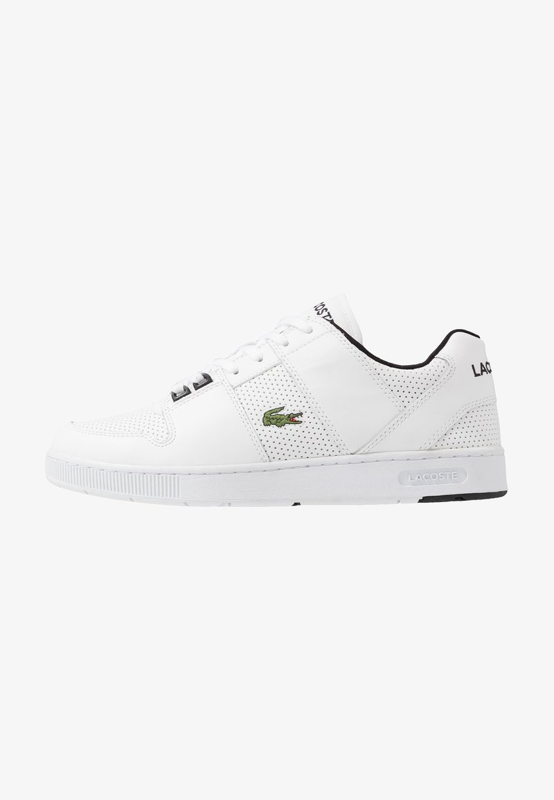 Lacoste - THRILL - Baskets basses - white/black